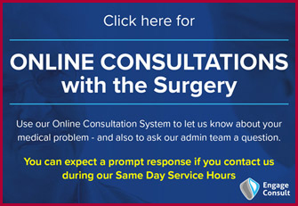 Click here for Online Consultations with the Surgery