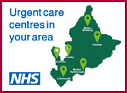 Urgent care centres in your area